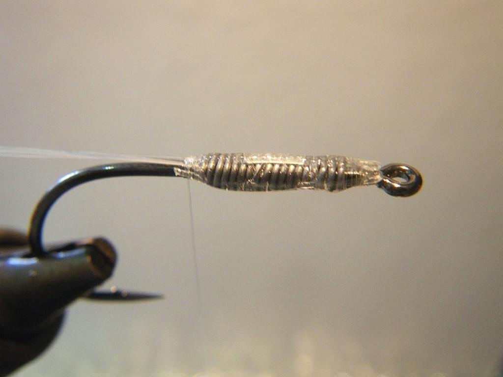 Sandaal - Hornhecht-Fliege - Schritt 10
